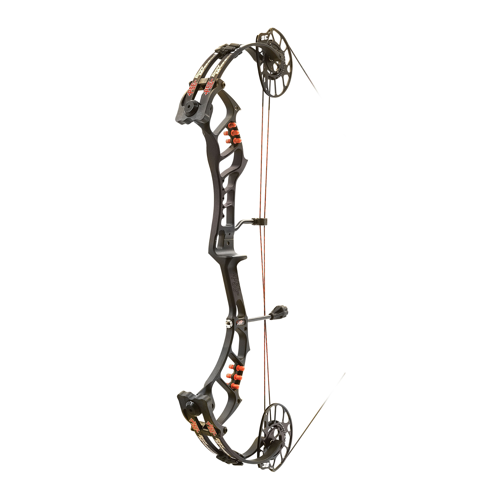 Bow Madness Unleashed in Black