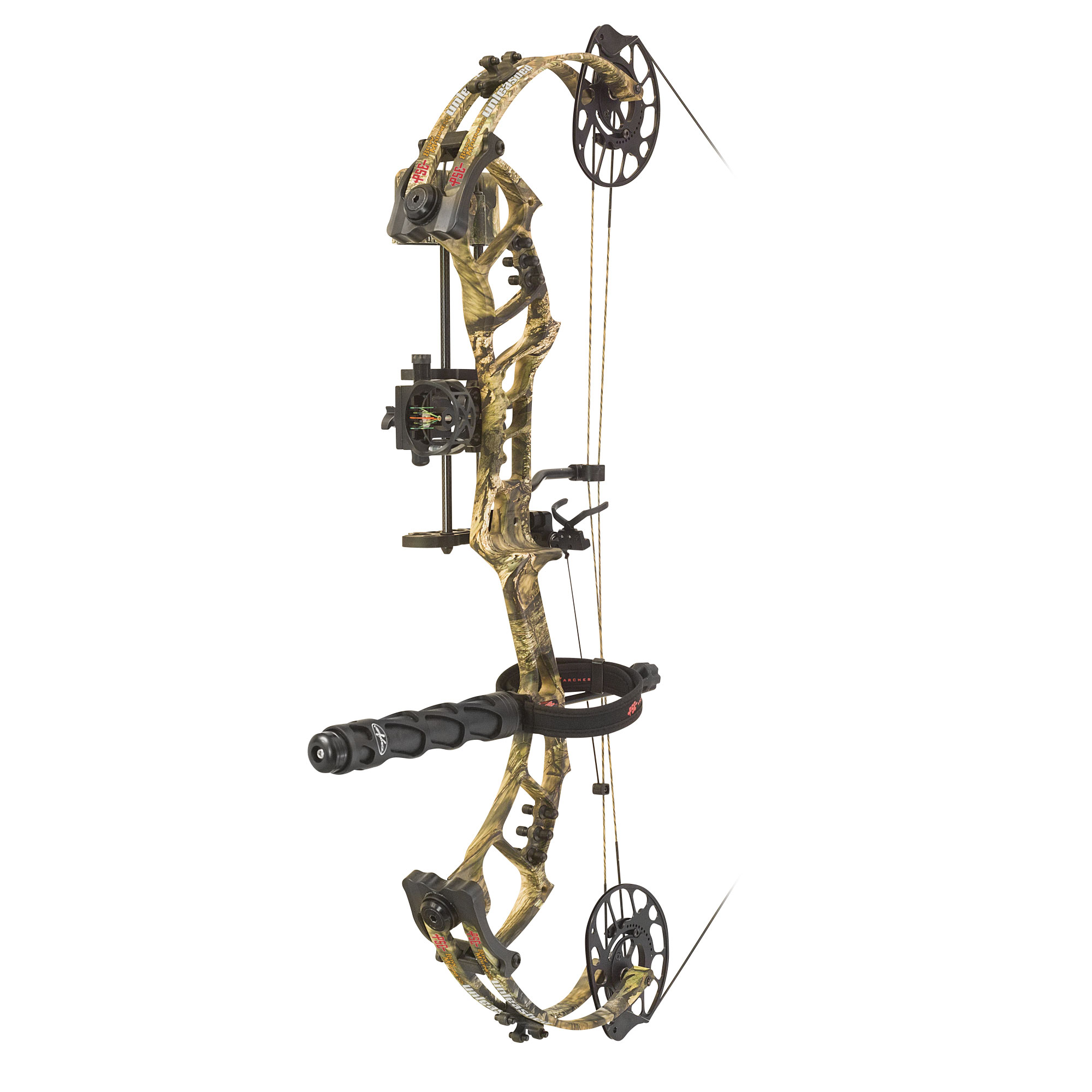 Bow Madness Unleashed Ready To Shoot in Mossy Oak Country