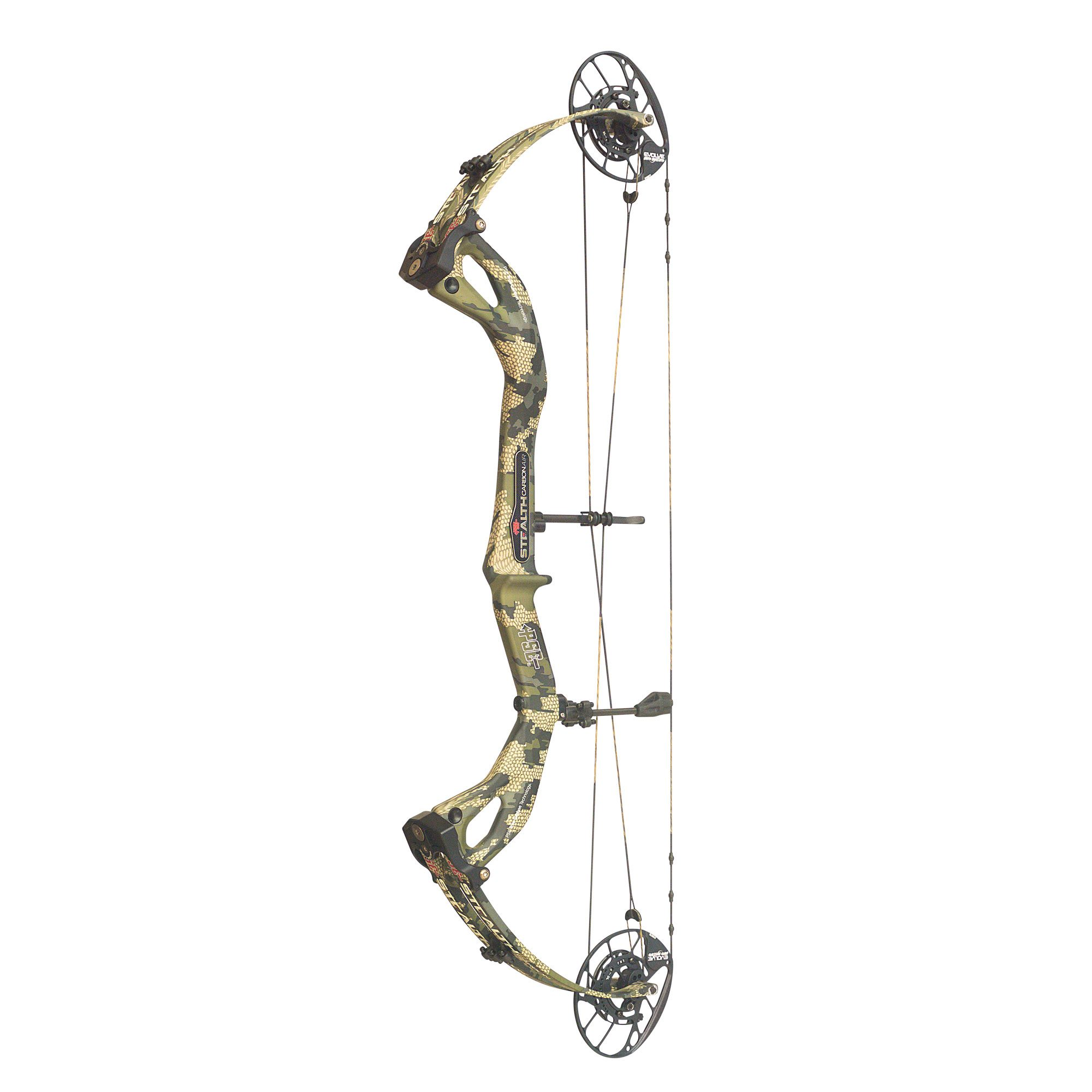 2020 PSE Carbon Air Stealth 35 EC in Kuiu Verde