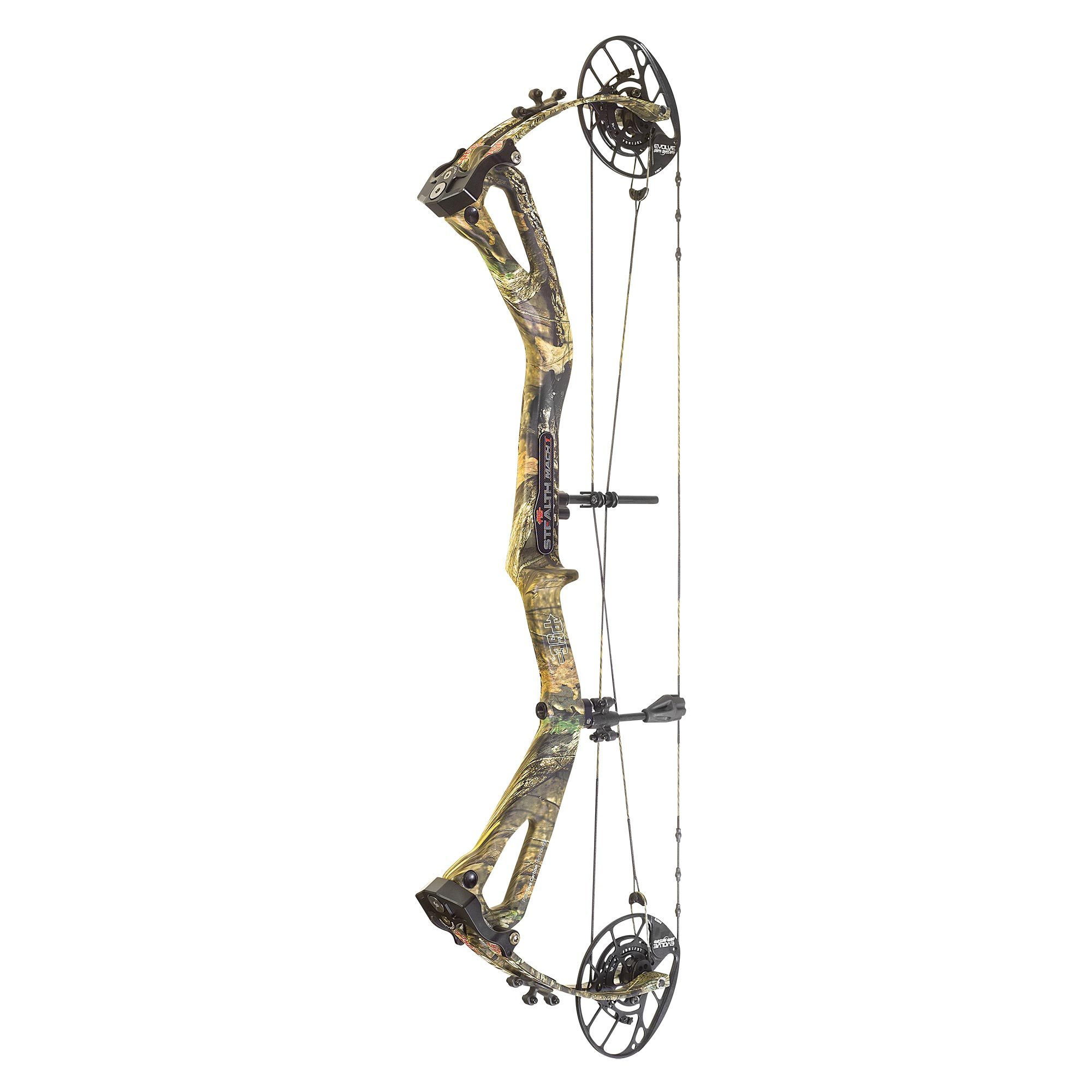 2020 PSE Carbon Air® Stealth Mach 1 in Mossy Oak Country