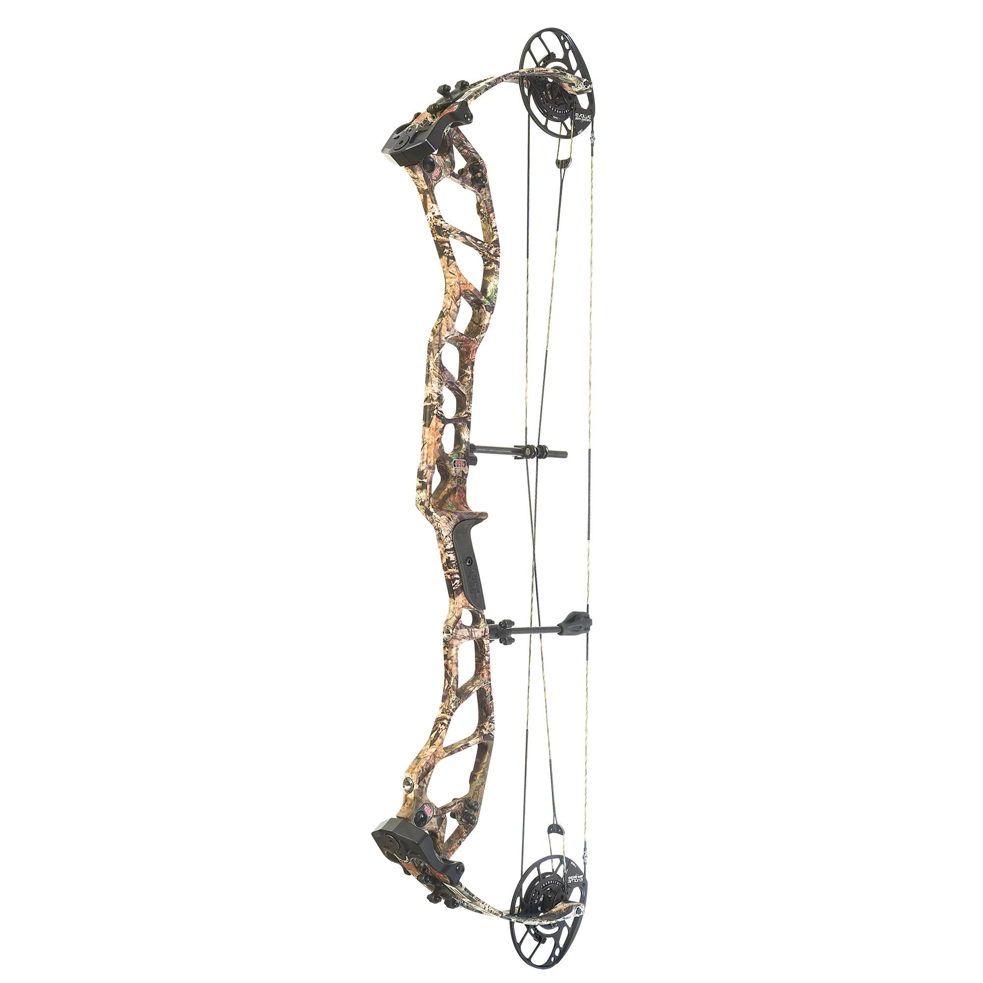 2020 PSE EVO NXT 35 LD in Mossy Oak Country
